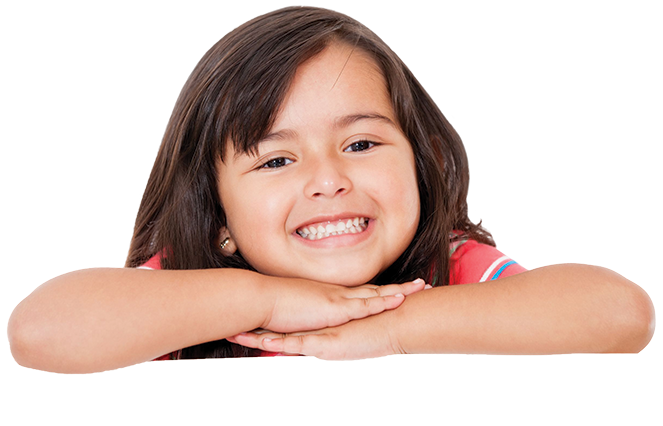 Little Girl PNG Image