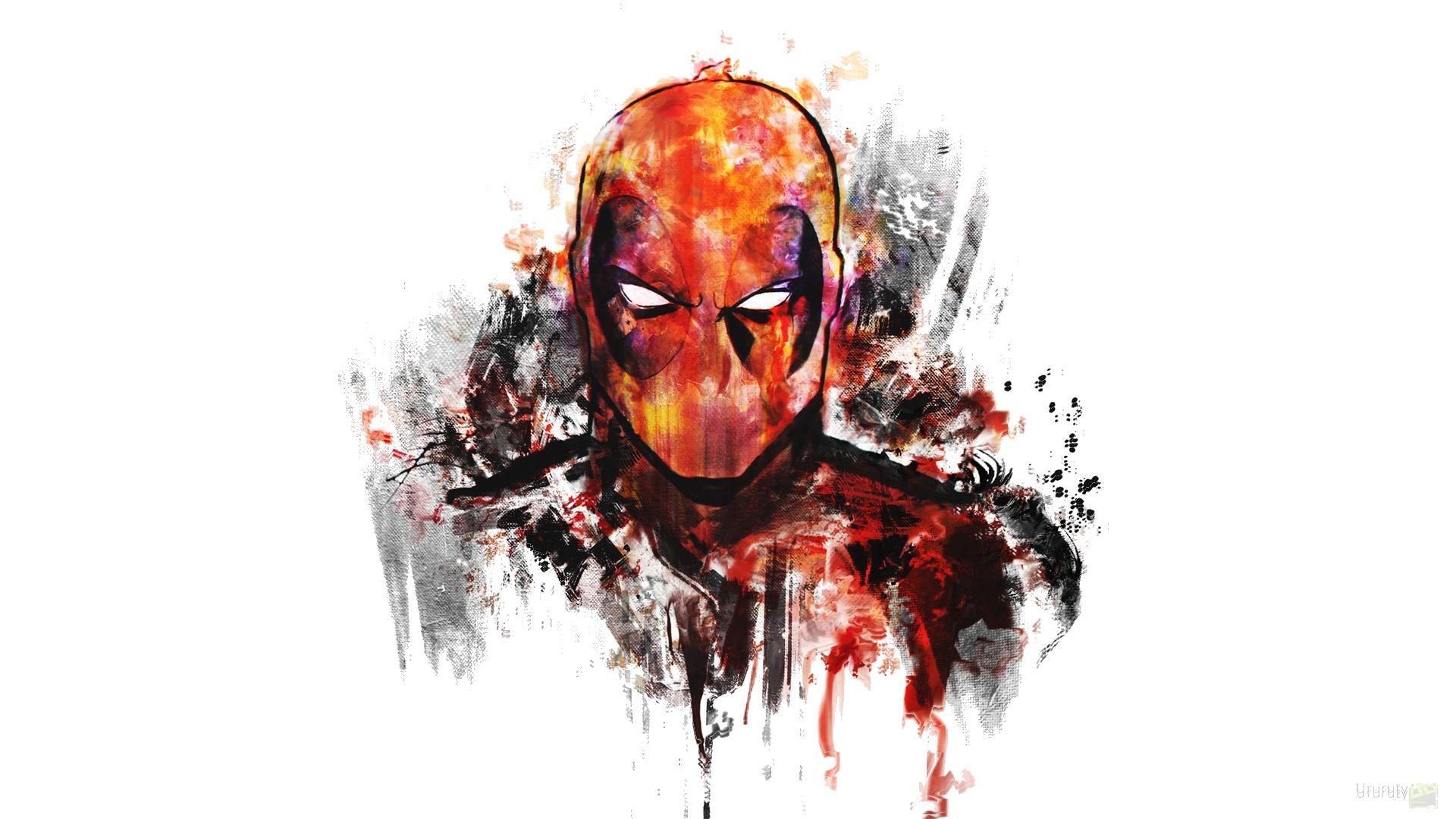 Download Graphic Art Wallpaper Computer Design Deadpool