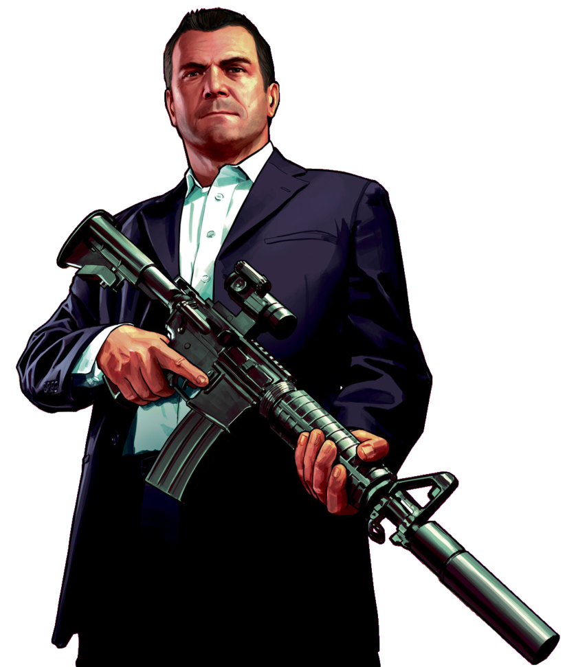Grand Theft Auto V Free Download PNG Image