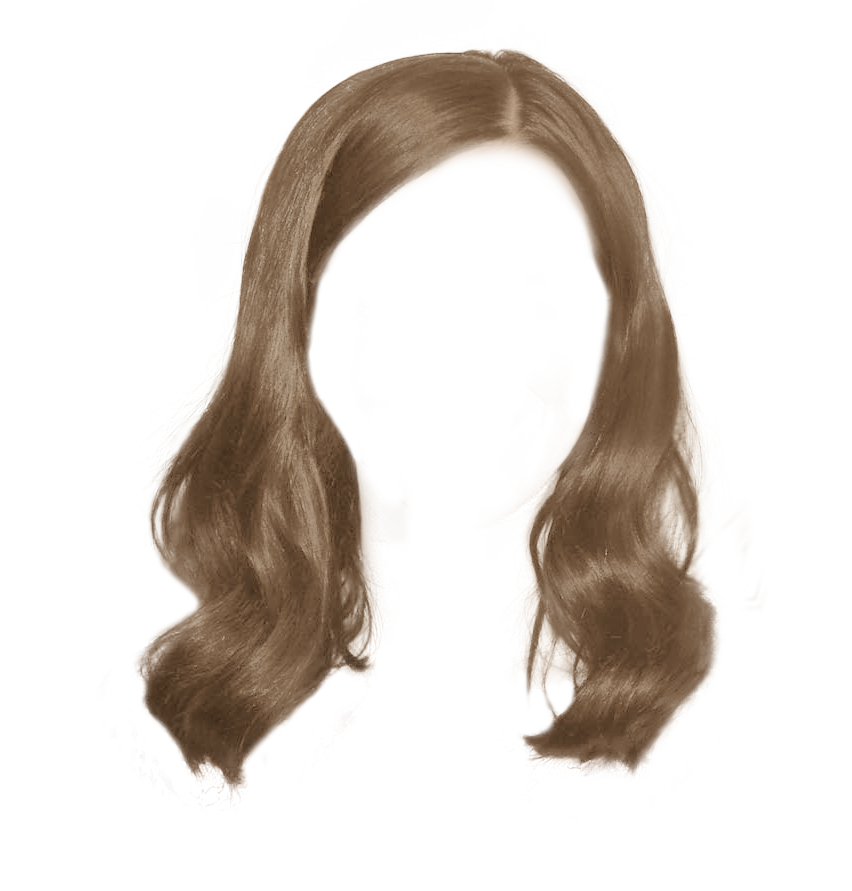 Hair Style Template: Download Hairstyles Png Images HQ PNG Image