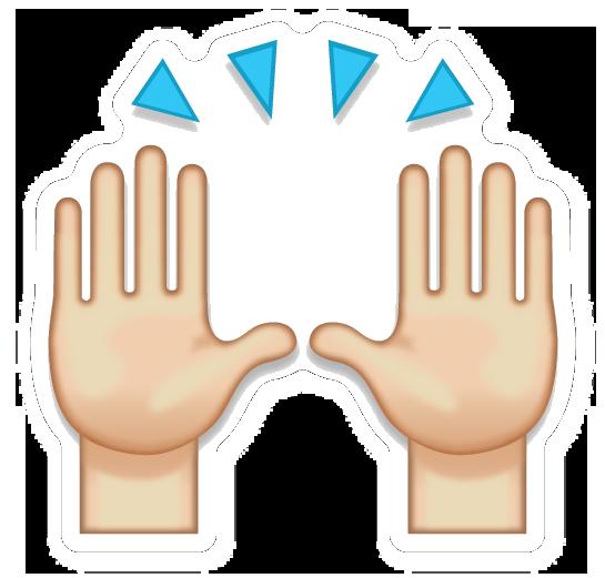 download hand emoji free download hq png image freepngimg
