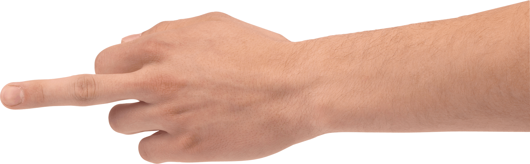 One Finger Hand Hands Png Hand Image  PNG Image