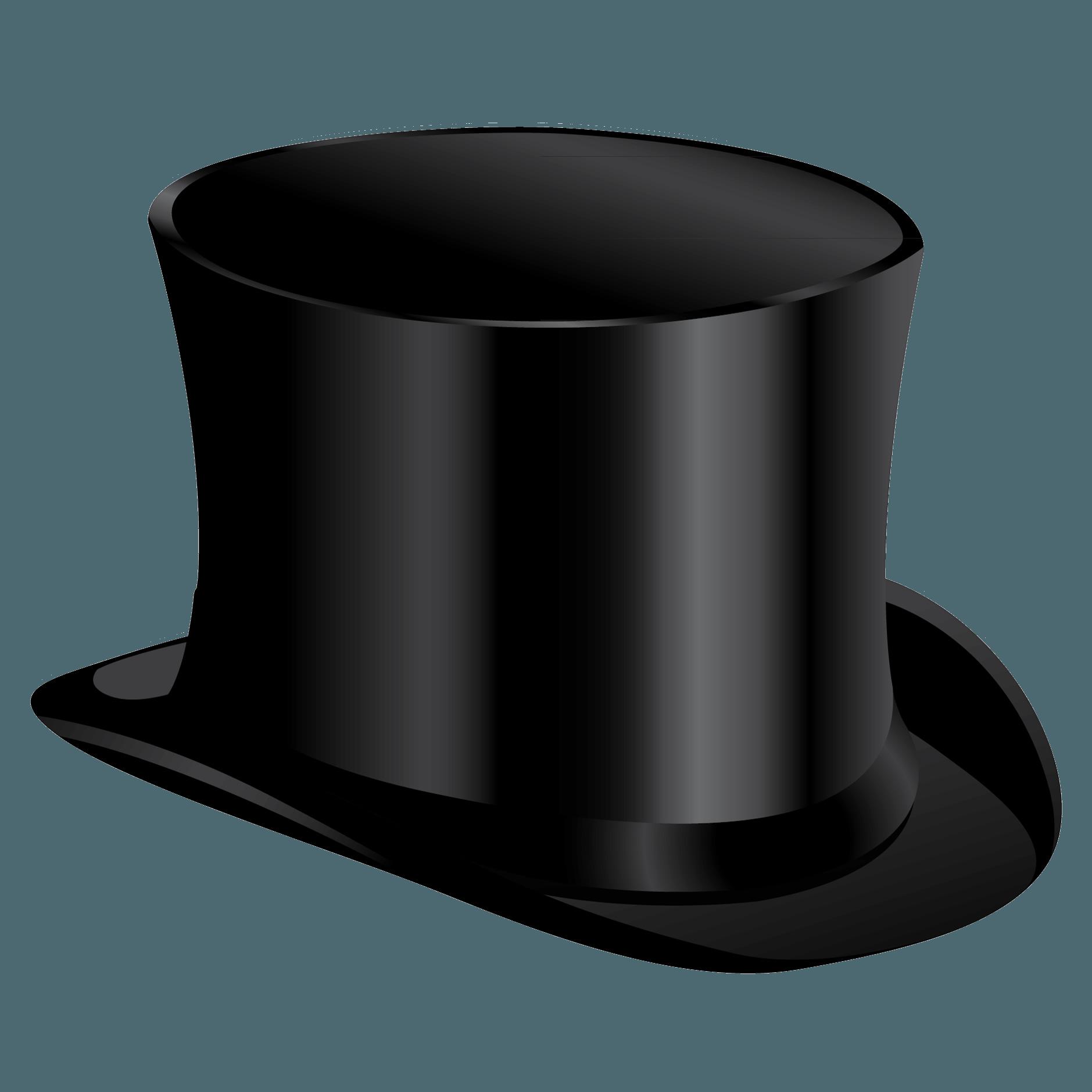 Download Black Cylinder Hat Png Image HQ PNG Image ...