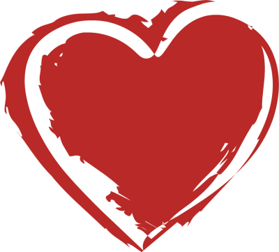 Download Red Heart Clipart HQ PNG Image in different