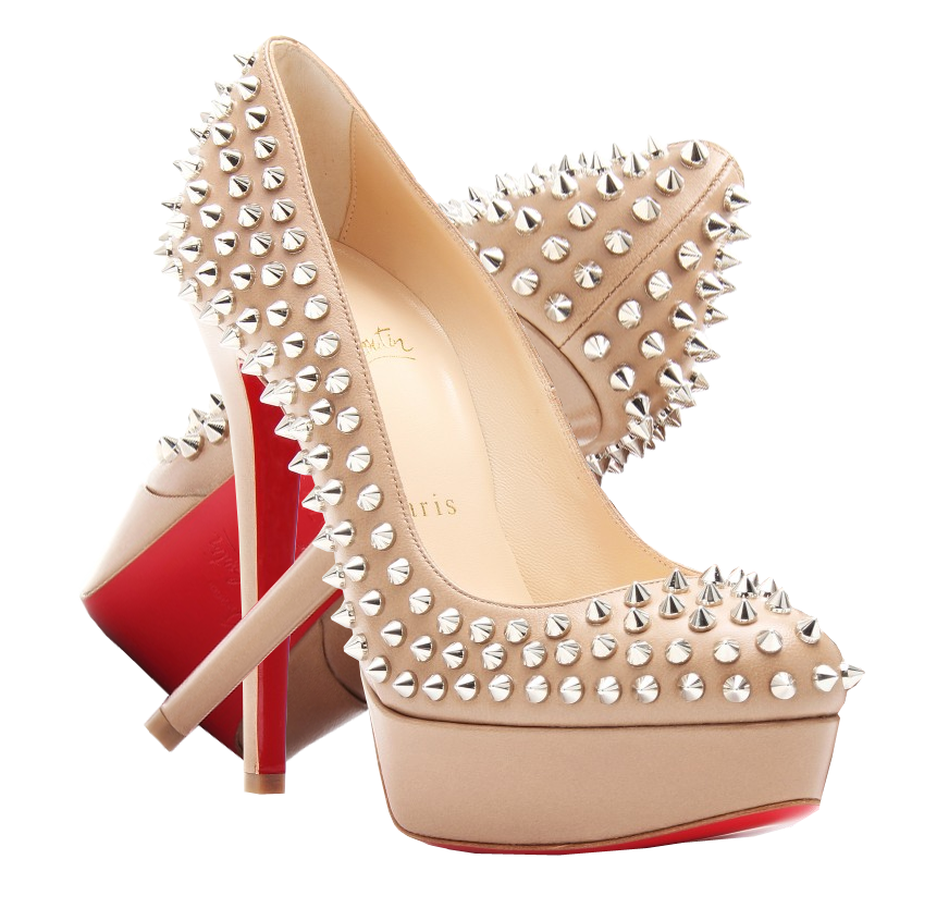 Christian Louboutin Heels Transparent Background