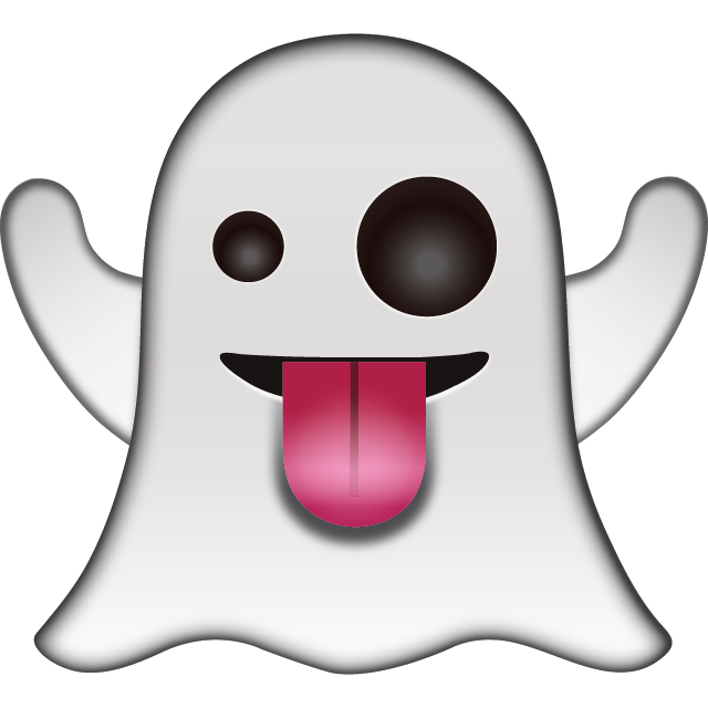Ghost Emoji Icon Free Photo PNG Image