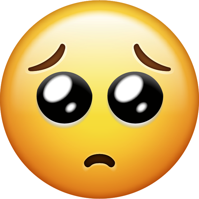 Crying Sad Emoji Icon File HD PNG Image