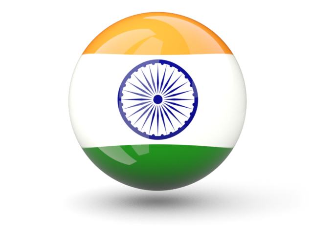 India Flag Png PNG Image