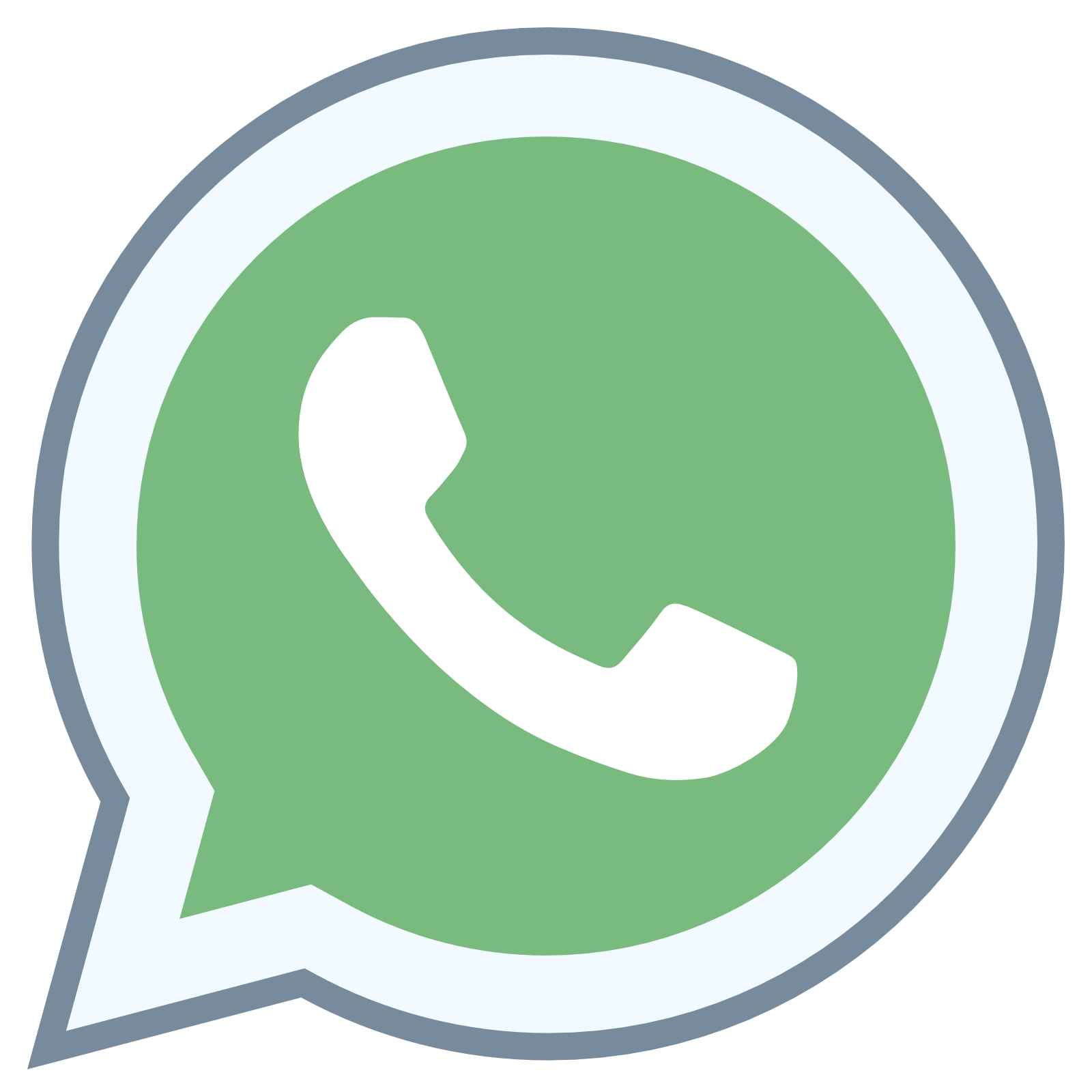 Whatsapp Computer Iphone Icons Free Download PNG HQ PNG Image