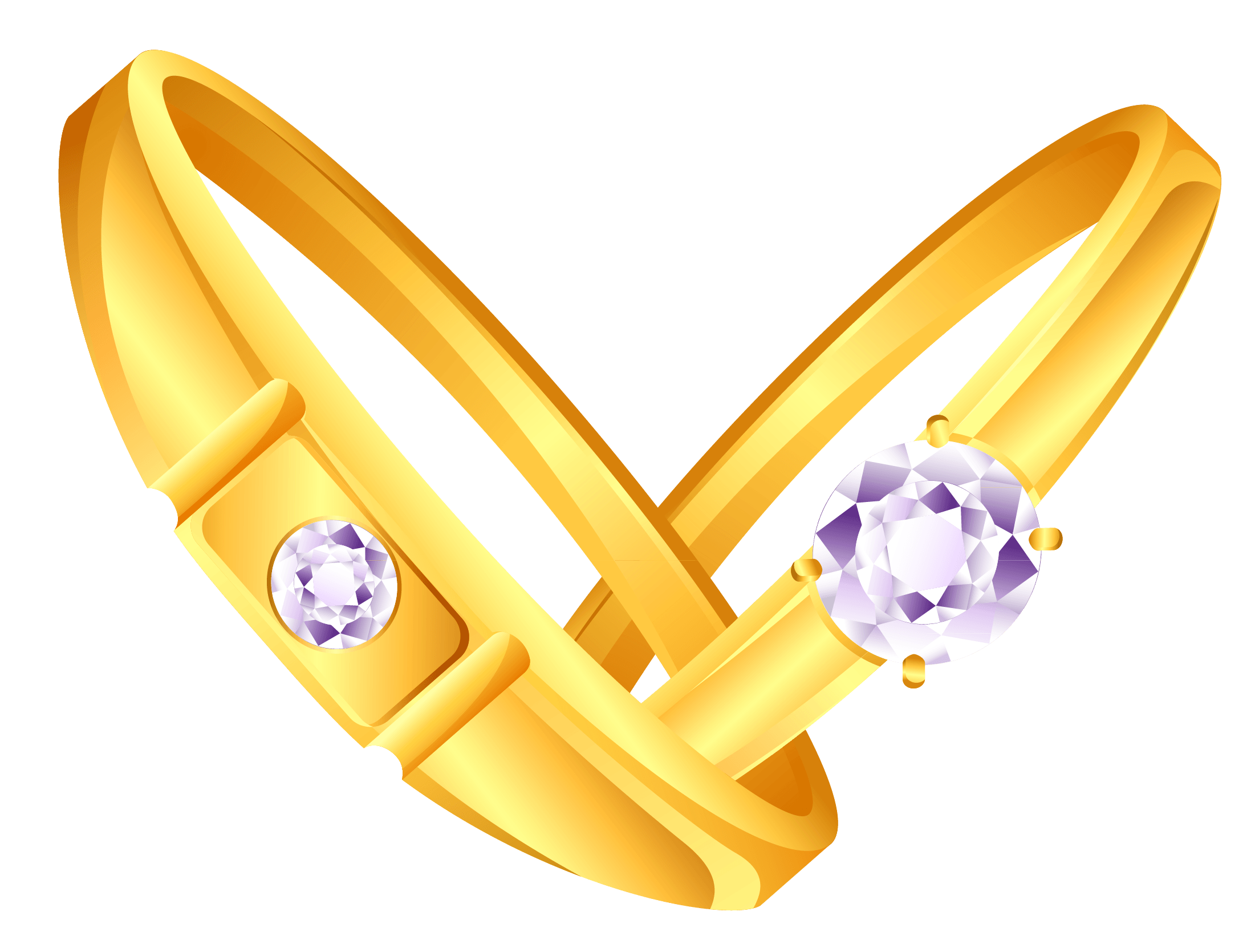 golden rings most wedding beautiful gold the