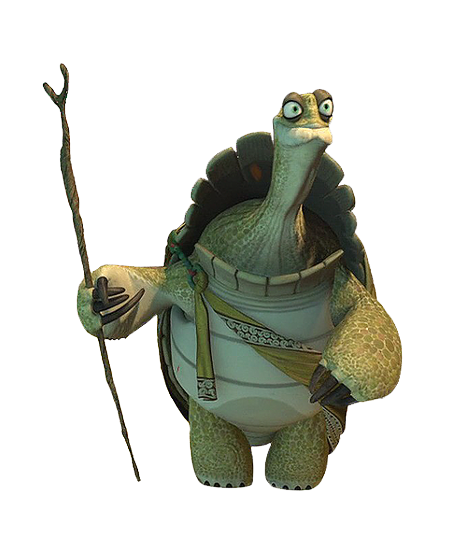 Download Kung Fu Panda Turtle Png Hq Png Image In Different Resolution Freepngimg