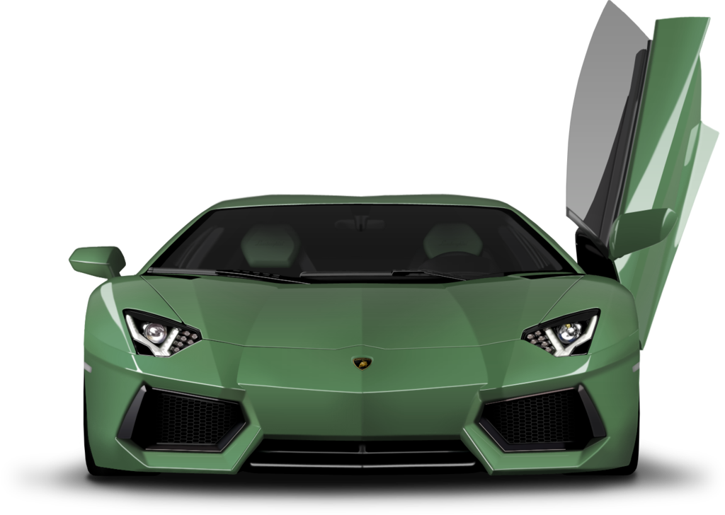 Aventador Clipart PNG Image