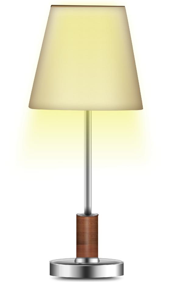 Download PNG Image   Lamp Clip Art Free 611