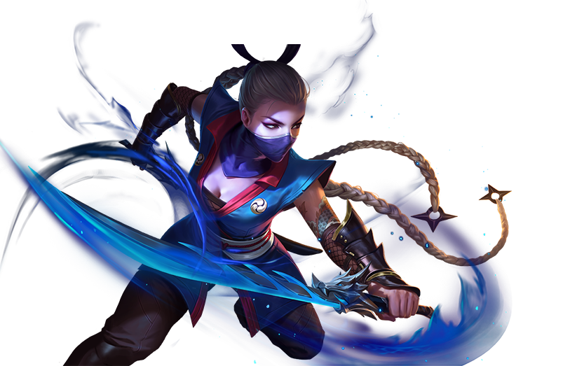 Mobile Moba Character Fictional Fire Supernatural Garena PNG Image