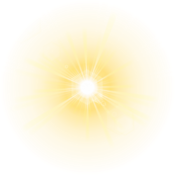 Light Sun Glory Golden PNG Free Photo PNG Image