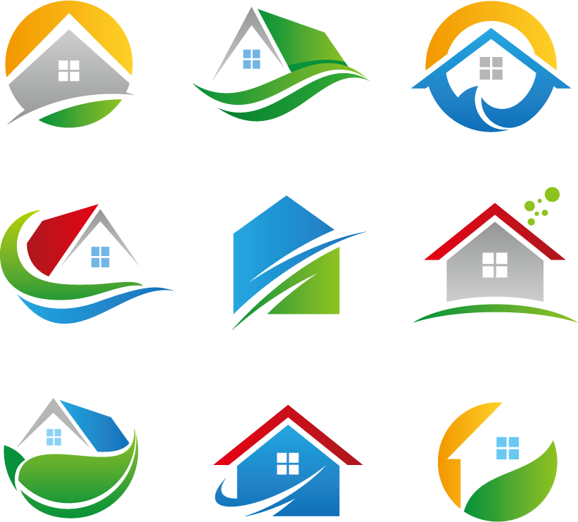 Logo Graphic Design Icon House PNG Download Free PNG Image