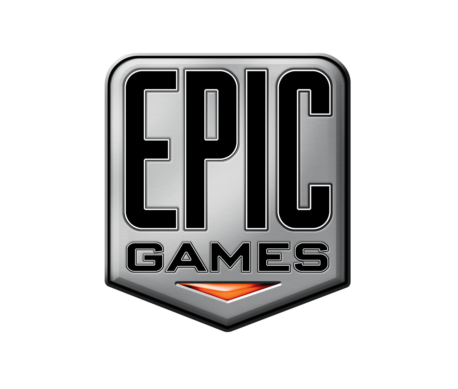 Brand Unreal Games Fortnite Logo Epic PNG Image