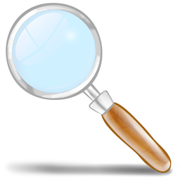 Download Free Magnifying Glass Clip Art Icon Favicon Freepngimg