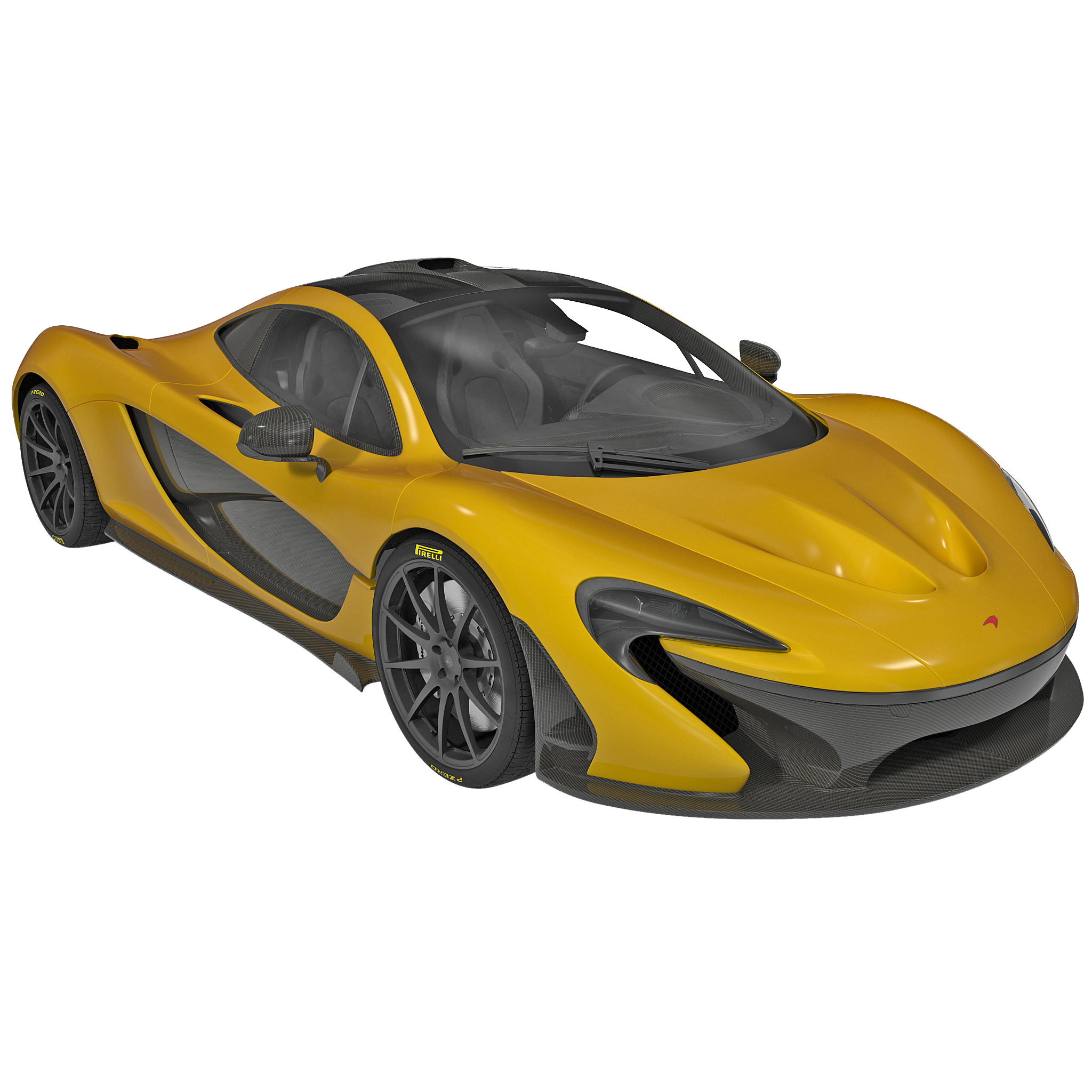 Superieur Mclaren P1 Free Download Png PNG Image