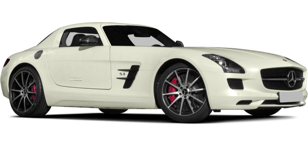 White Mercedes Amg Car Png Image PNG Image