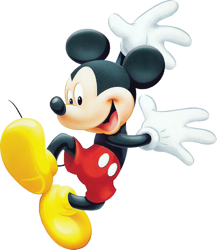 Mickey Mouse File PNG Image