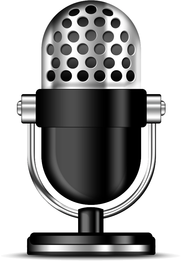 Download PNG image - Microphone Png Image 349