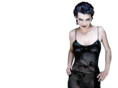 Milla Jovovich Free Download PNG Image