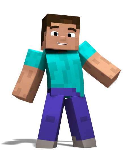 Minecraft Character Png PNG Image