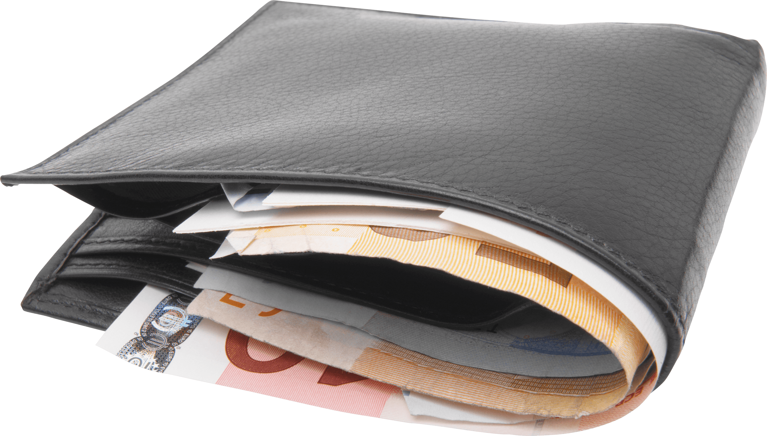 Purse Money Png Image PNG Image