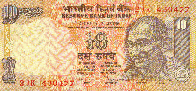 Indian Rupee Banknote Photos PNG Image
