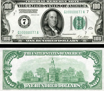 United States Dollar Banknote Transparent PNG Image