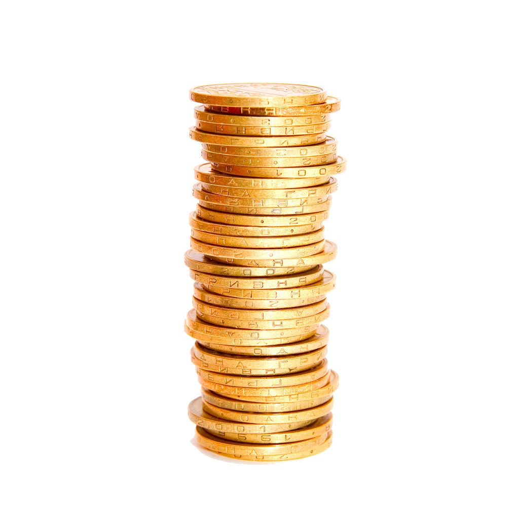 Download Coin Stack Photos HQ PNG Image | FreePNGImg