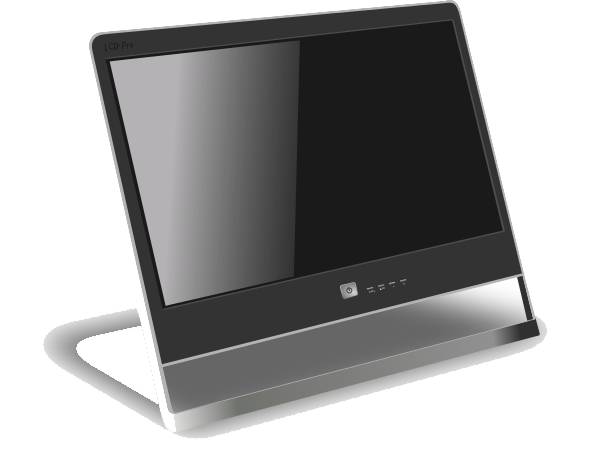 Monitor Transparent Image PNG Image