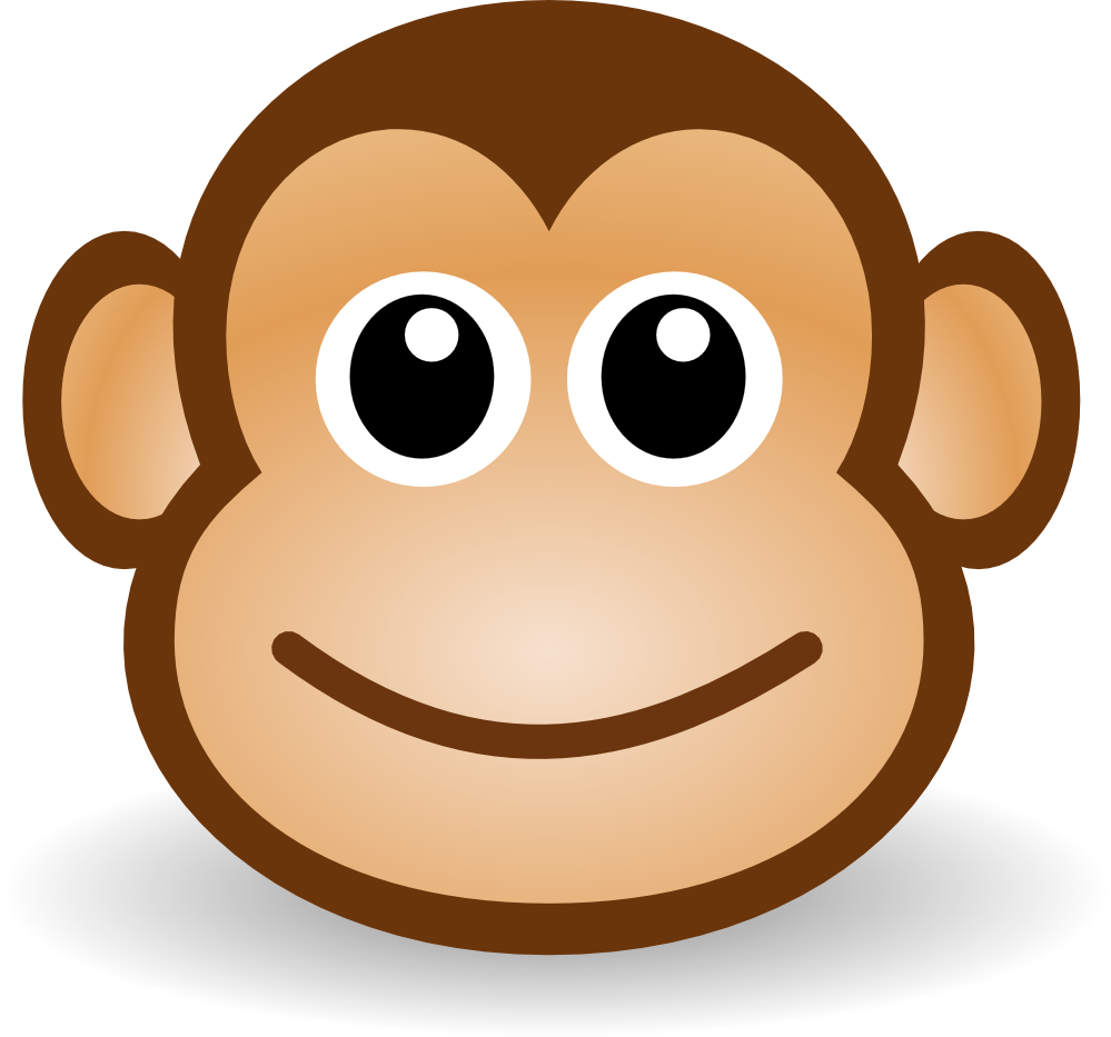 Monkey Png Clipart PNG Image