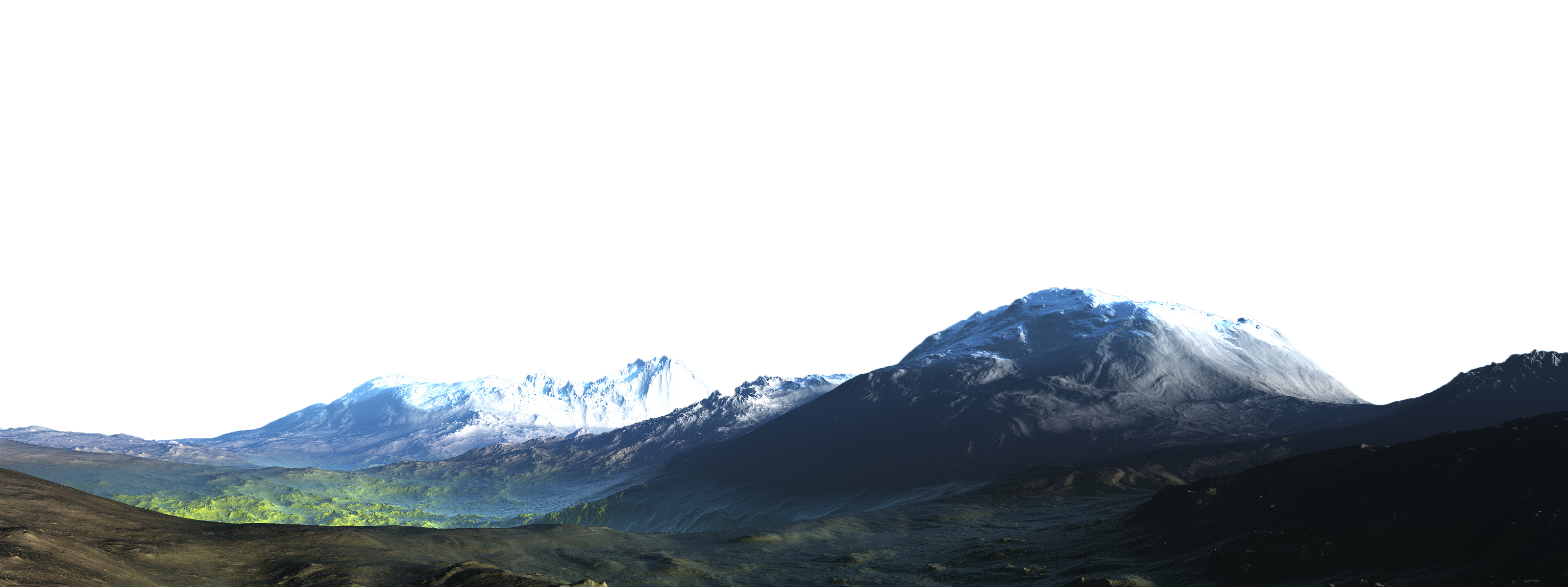 Mountain Png File PNG Image