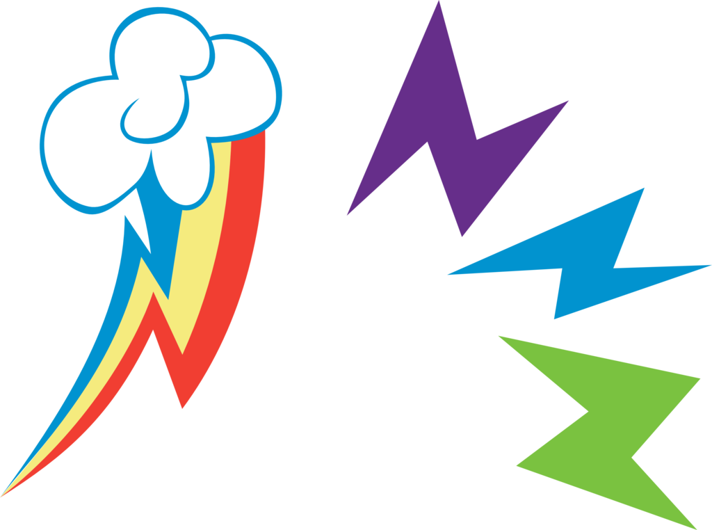 Download Rainbow Dash Cutie Mark Image HQ PNG Image ...