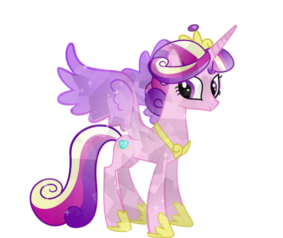 Download princess cadence transparent hq png image - My little pony cadence ...