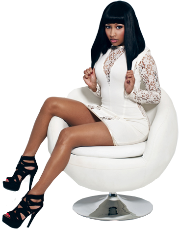 Download Nicki Minaj Png Hq Png Image Freepngimg