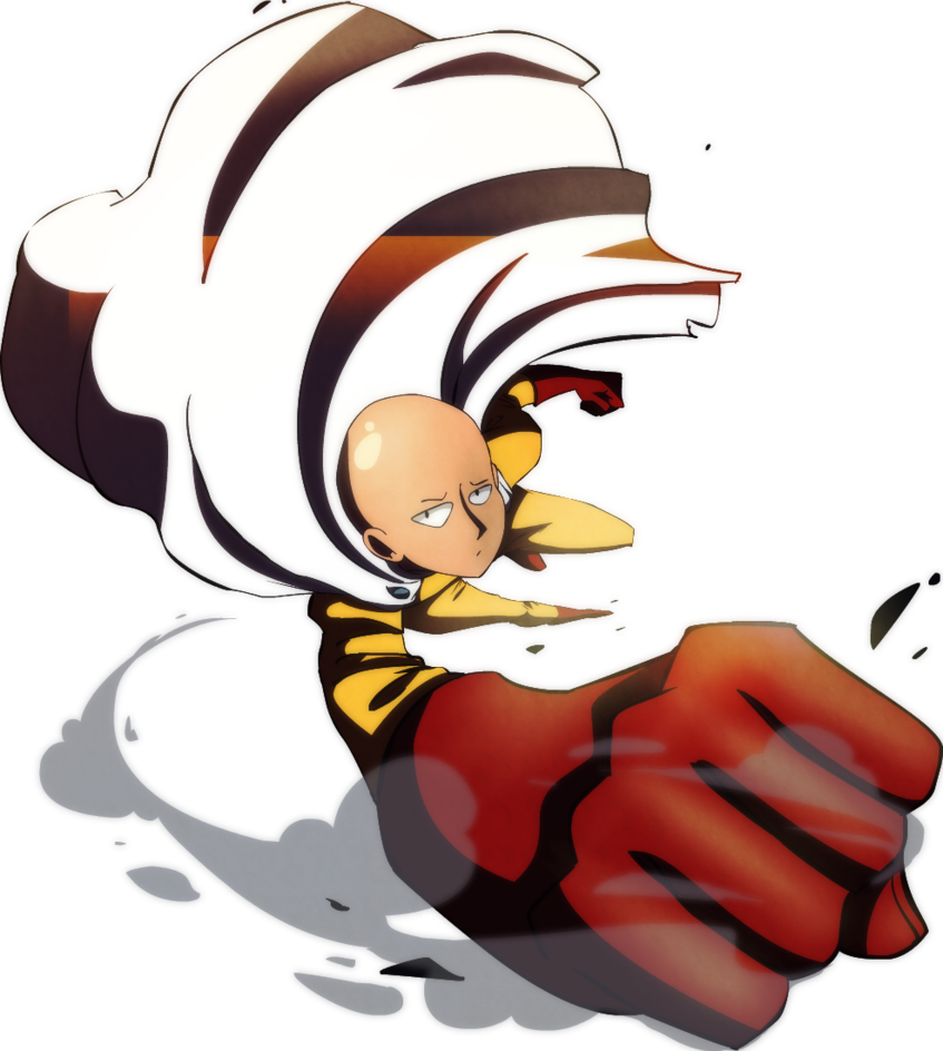 One Punch Hd PNG Image