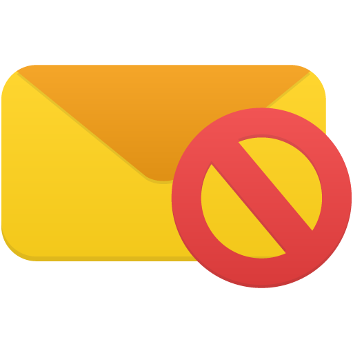 Symbol Yellow Not Orange Validated Email PNG Image