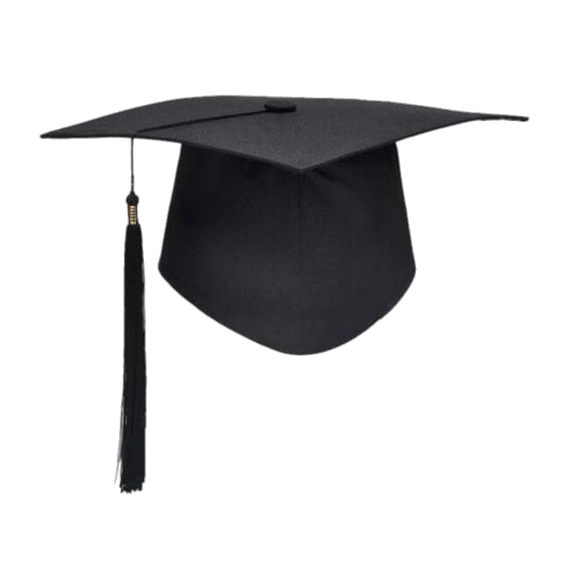 Academic Hat HD Image Free PNG PNG Image