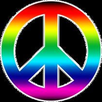 Download Peace Symbol Png Clipart HQ PNG Image | FreePNGImg