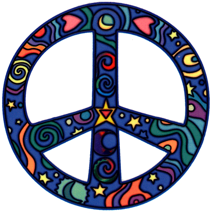 Peace Sign Stock Photos and Images