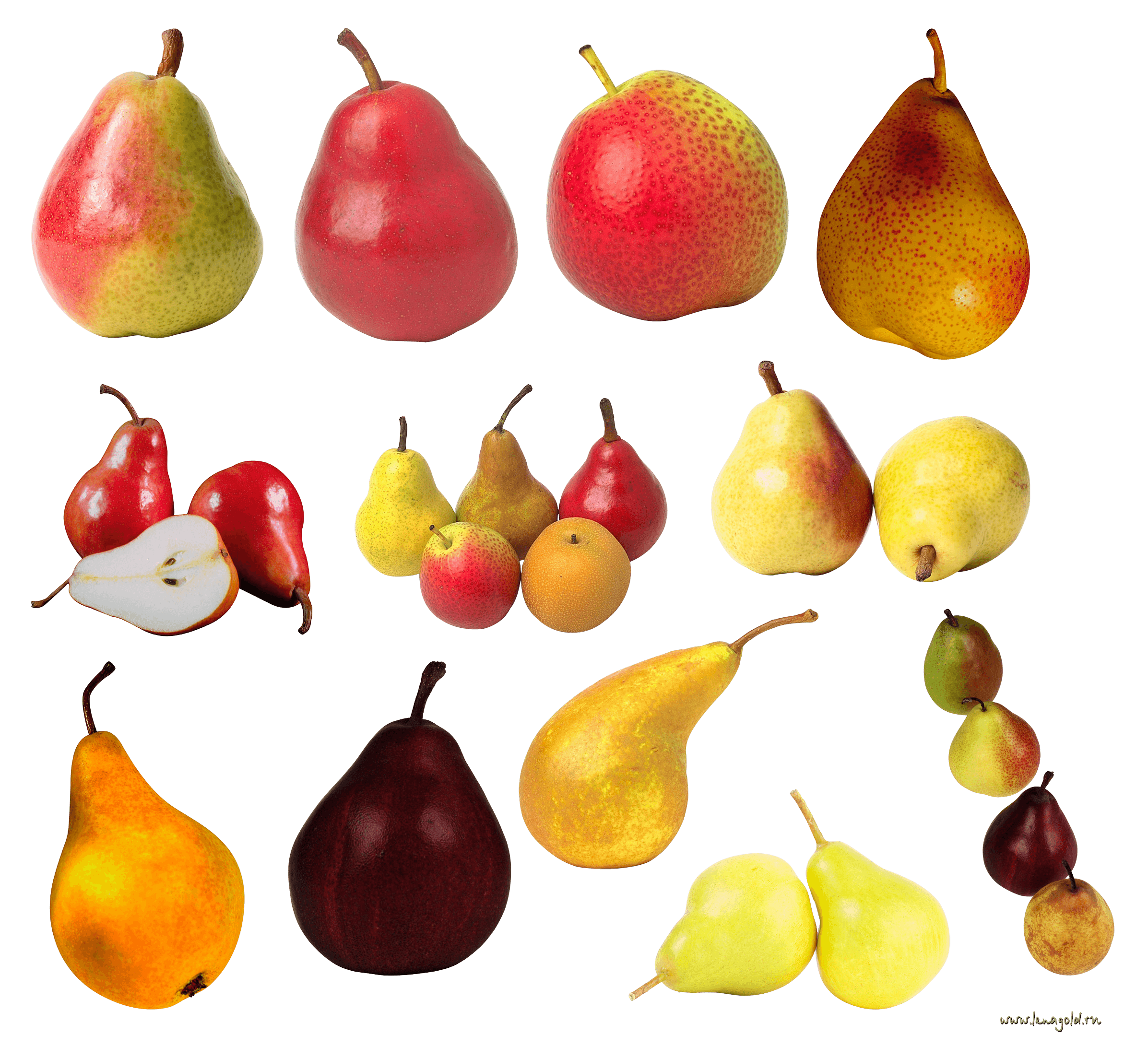 Pears Clipart Png Image PNG Image