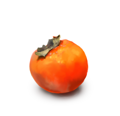 Persimmon Png Picture PNG Image