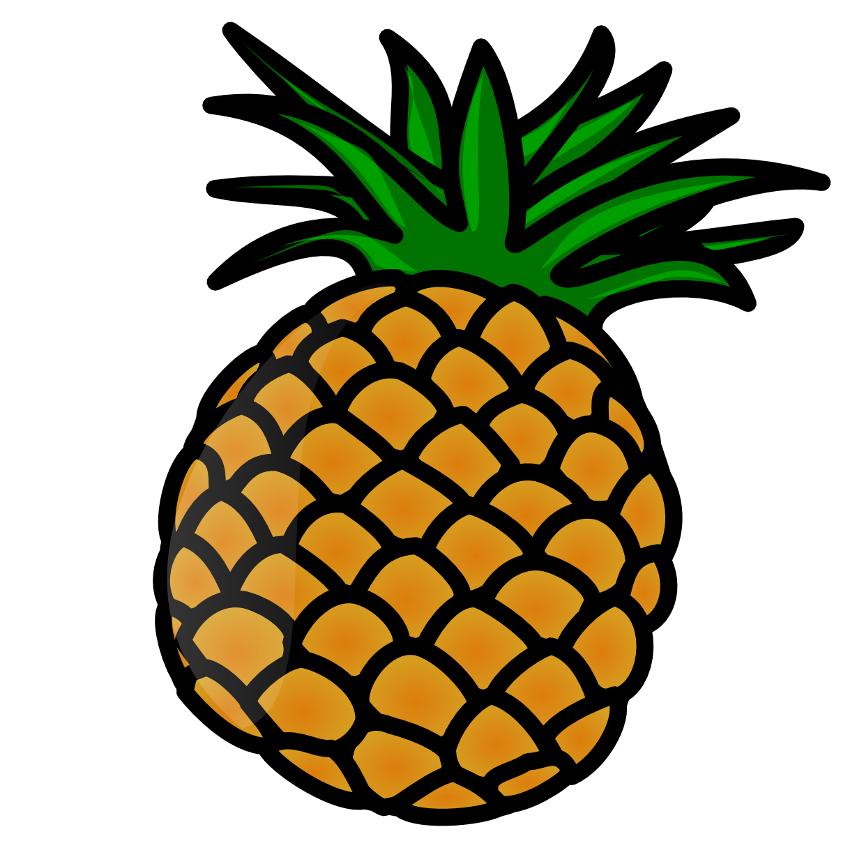 download cartoon pineapple clip art hq png image freepngimg buffalo clip art images buffalo clip art free