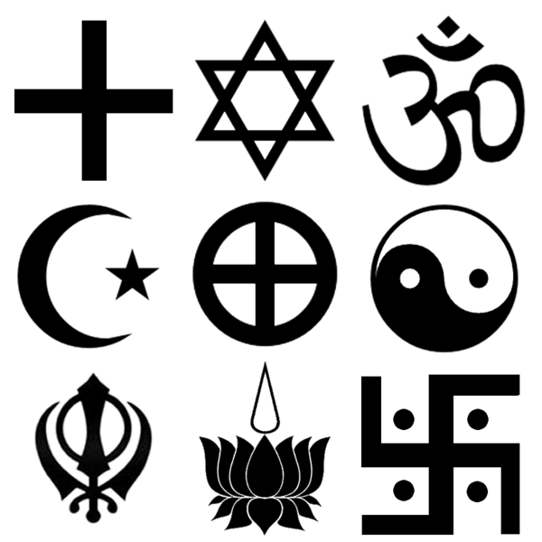 Download Religion Symbol Picture Hq Png Image In Different