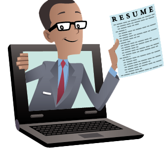 Resume Transparent PNG Image  Resume Clip Art