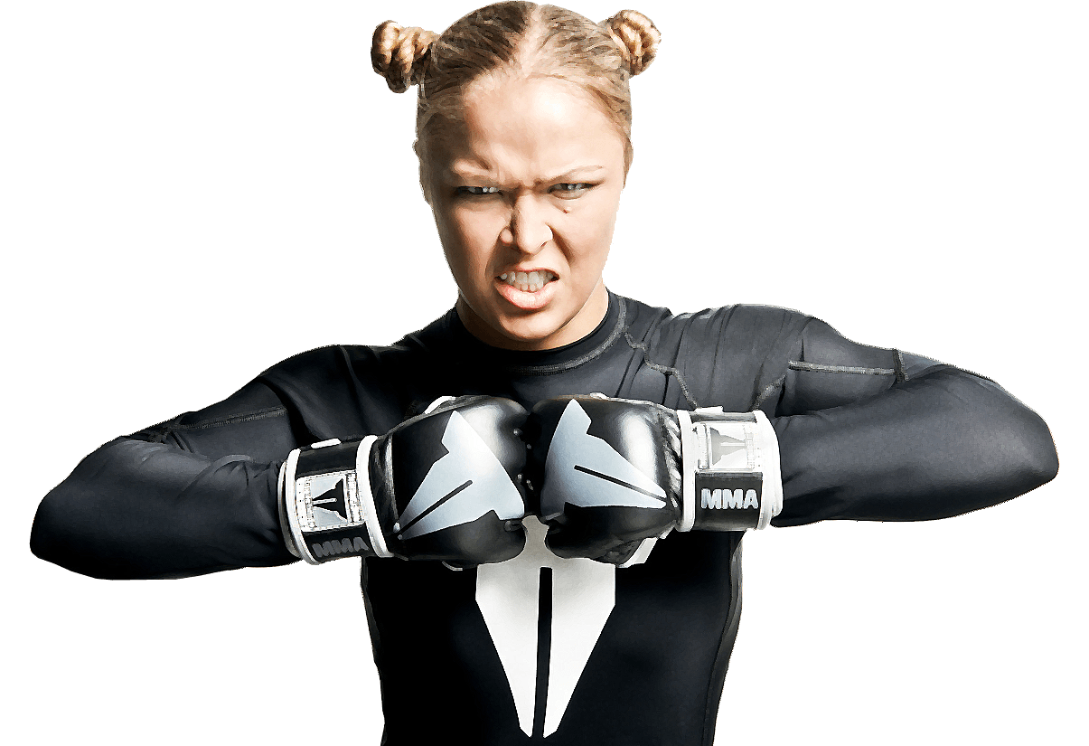 Ronda Rousey PNG Image