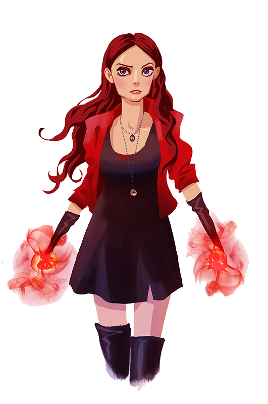 Download Scarlet Witch Hd HQ PNG Image | FreePNGImg
